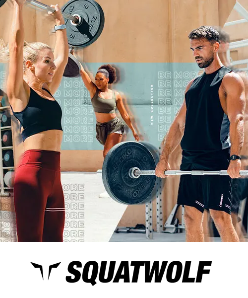 ActiveWear by SquatWolf